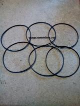 Кольцо уплотнительное гильзы цилиндров Cummins 6СТ, ISC, QSC, L, ISL, QSL 3907177, 3917737, 6742-01-1520