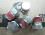Заглушка - пробка трубная ГБЦ, корпуса маслоохладителя, основания фильтра масляного (1/8 NPT) Cummins 6BT, EQB, 6ISBe6.7, QSB6.7, ISLe8.9, QSL9, QSC8.3 3906619, c6162834810