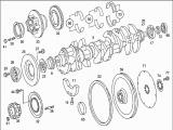 Вал коленчатый Mercedes-benz OM403, OM423, A, LA, OM443, A, LA 4230301501, 4230303401, 4230303301