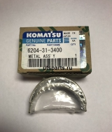 Вкладыши шатунные пара Komatsu 4D95L 6207-31-3300, 6204-31-3400