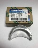 Вкладыши коренные пара (STD) Komatsu 4D95L, 4D95S MS-2608, M408, 6204-21-8010, 6204-21-8100