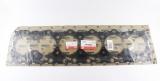 Прокладка головки блока цилиндров ГБЦ (1.15 mm) Cummins 6BT, B5.9-275E 30, B5.9-250E 30, B5.9-220E 30, ISBe250-30 2830705, 4894725, 4898412, 4898851