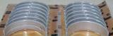 Вкладыши коренные коленвала комплект (ремонтный 0.25mm, 1-го ремонта) Cummins M11, QSM11, ISM11, L10 4025121, 3400711 (3016771 + 3016781 + 4926017, 4023083, 3161520 + 4926019, 4023203, 3161653, 3822062, 3028107)