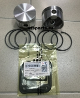 Ремкомплект компрессора воздушного (2-цилиндра) Cummins ISBe, ISDe 4947027, 3971519, 4898367, 4988676