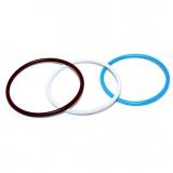Кольцо уплотнительное форсунки О-образного сечения (электронная система управления — нижнее, синее) Cummins N14, QSM11, M11, L10 3070138