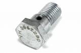 Клапан обратки топливный контрольный (соединительный болт топливной трубки) (Болт-штуцер М14х1,5 с клапаном) Cummins ISF3.8, 4ISBе4.5, 6ISBe6.7, QSB6.7, ISLe8.9, QSL9 3957290
