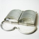 Вкладыши коренные коленвала комплект (ремонтный 0.50mm, 2-го ремонта) Cummins ISX15, QSX15 4089846 (4907152 + 4907154 + 3680202)