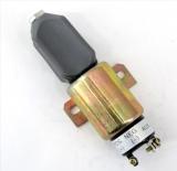 Клапан электромагнитный отсекатель, соленоид ТНВД Cummins 3864274, 5270496, 34287-01300, 3428701300