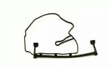 Прокладка корпуса шестерен ГРМ, крышки цепного привода Cummins ISF2.8 5264477